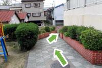 守口市医師会・秋山医院へ地下鉄谷町線守口駅からのアクセス5
